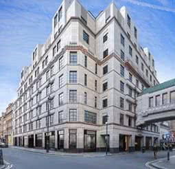 Sensitive refurbishment and extension in the Regent Street area