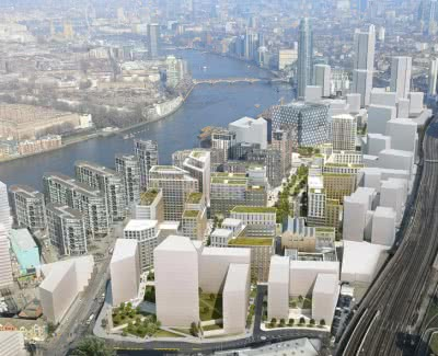 Greystar puchases two plots at Royal Mails' Nine Elms site